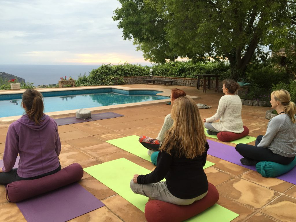 Mindful Self-Compassion på Mallorca for læger